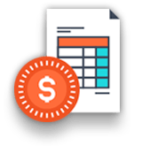 Content management for accounts payable and financial departments